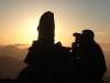 trek pyrenees  - obs jumelle
