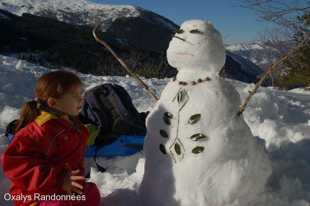 vacances famille hiver graine de trappeur