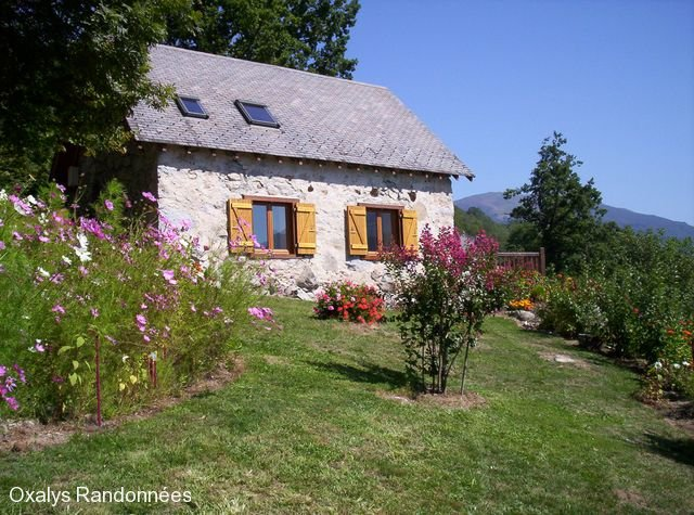 vacances famille pyrenees