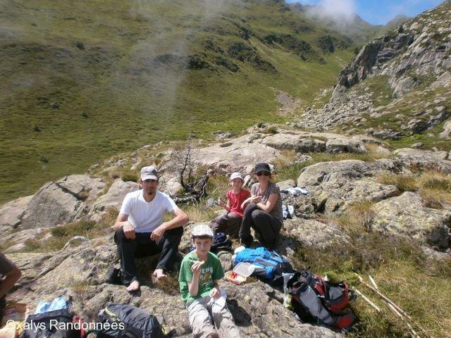 Vacances famille montagne pyrénées
