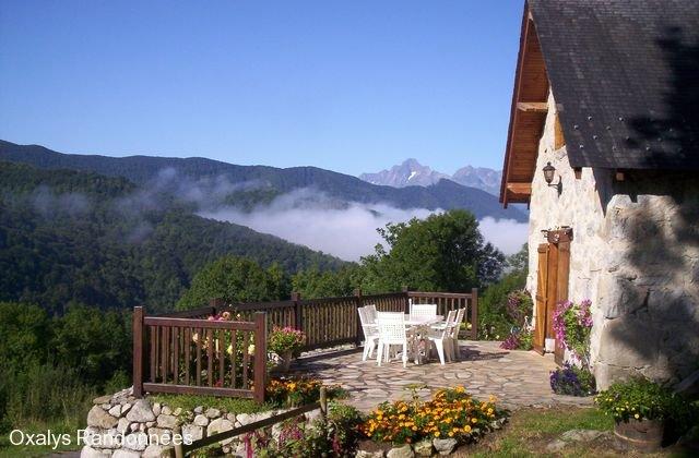 vacances famille pyrenees ete