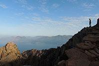 séjour trek Corse