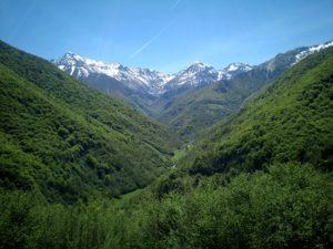 randonnée Ariège vallée du biros